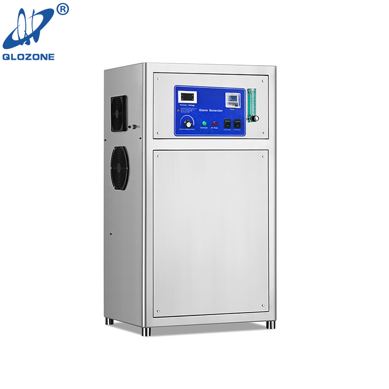 Water Treatment Commercial Ozone Generator for Beverage Processing