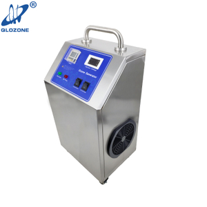 Portable Air Commercial Ozone Generator in Workshop