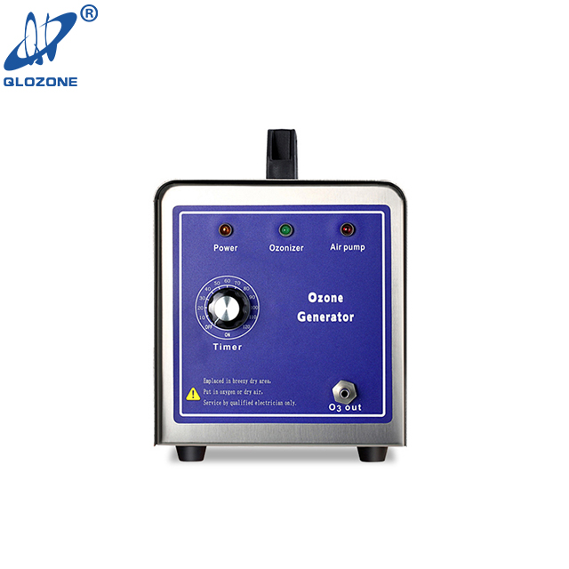 Commercial Car Ozone Generator for Virus Disinfection