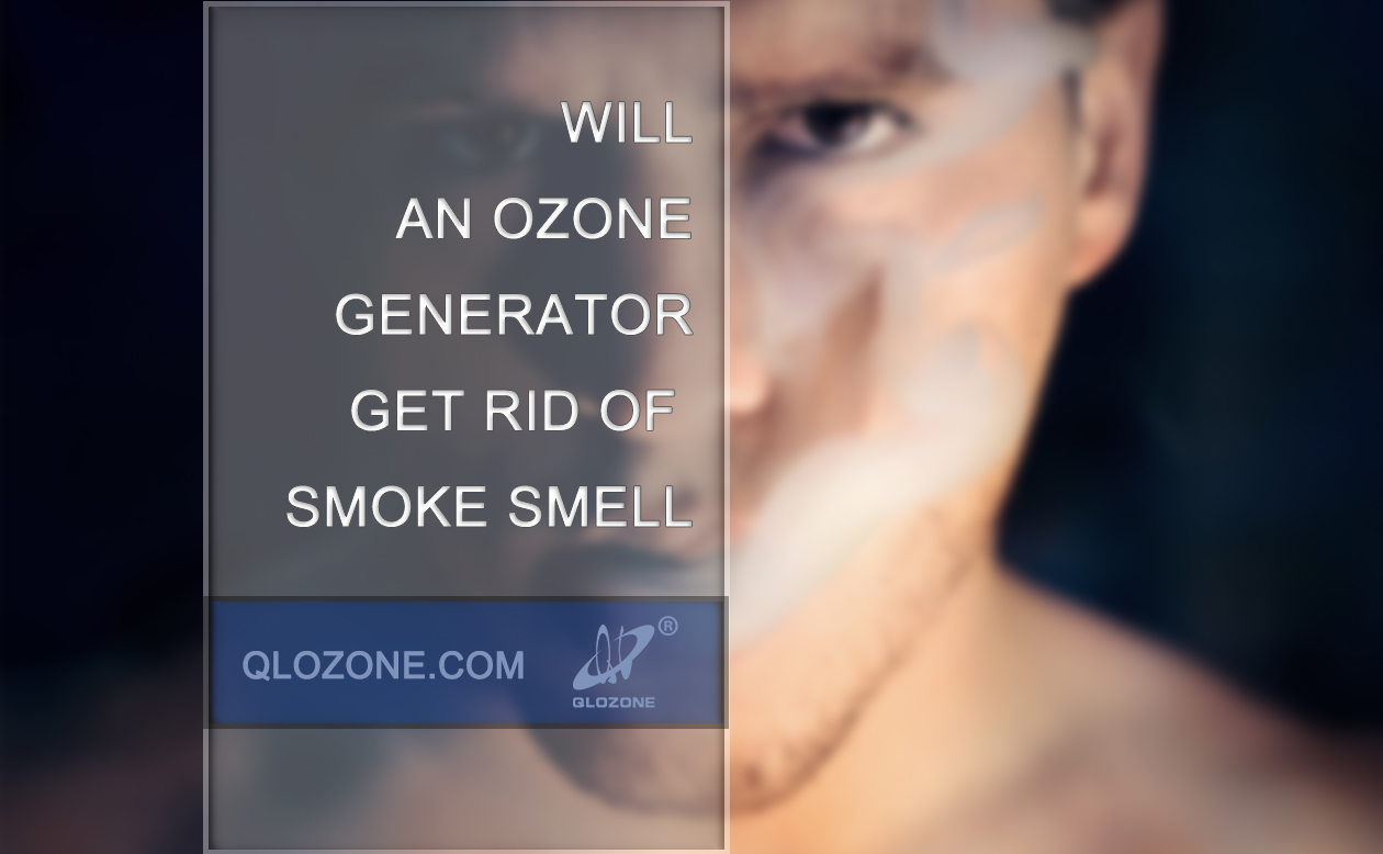 Will an ozone generator get rid of smoke smell