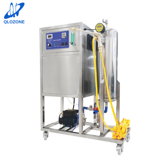 20g Mobile Disinfection Ozone Water Machine for Plant Breeding,oxygen Concentrator,ozone Generator